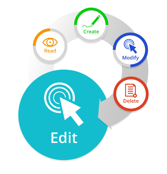 Edit in pCloud collaboration