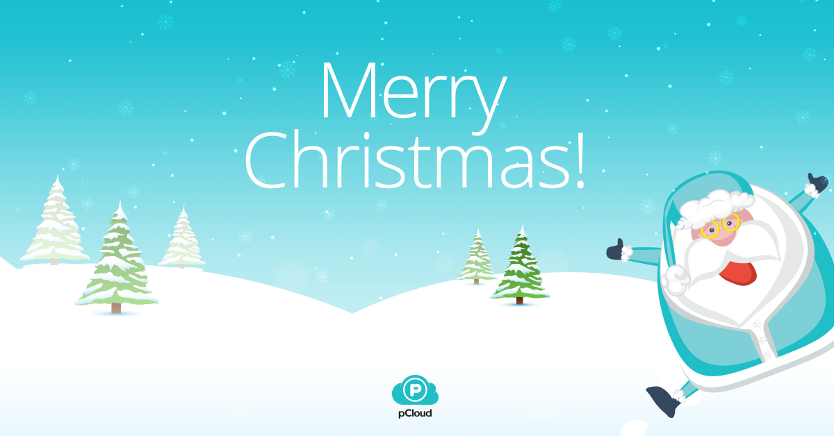 Merry Christmas, pClouders!