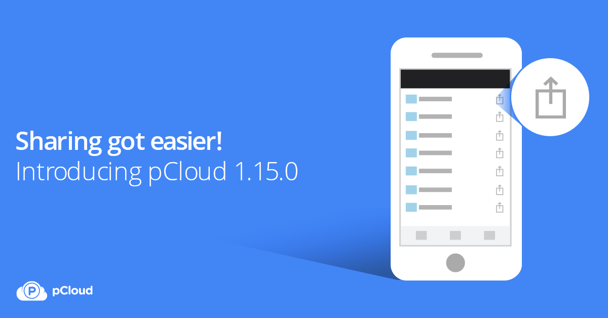 pCloud for iOS just got better