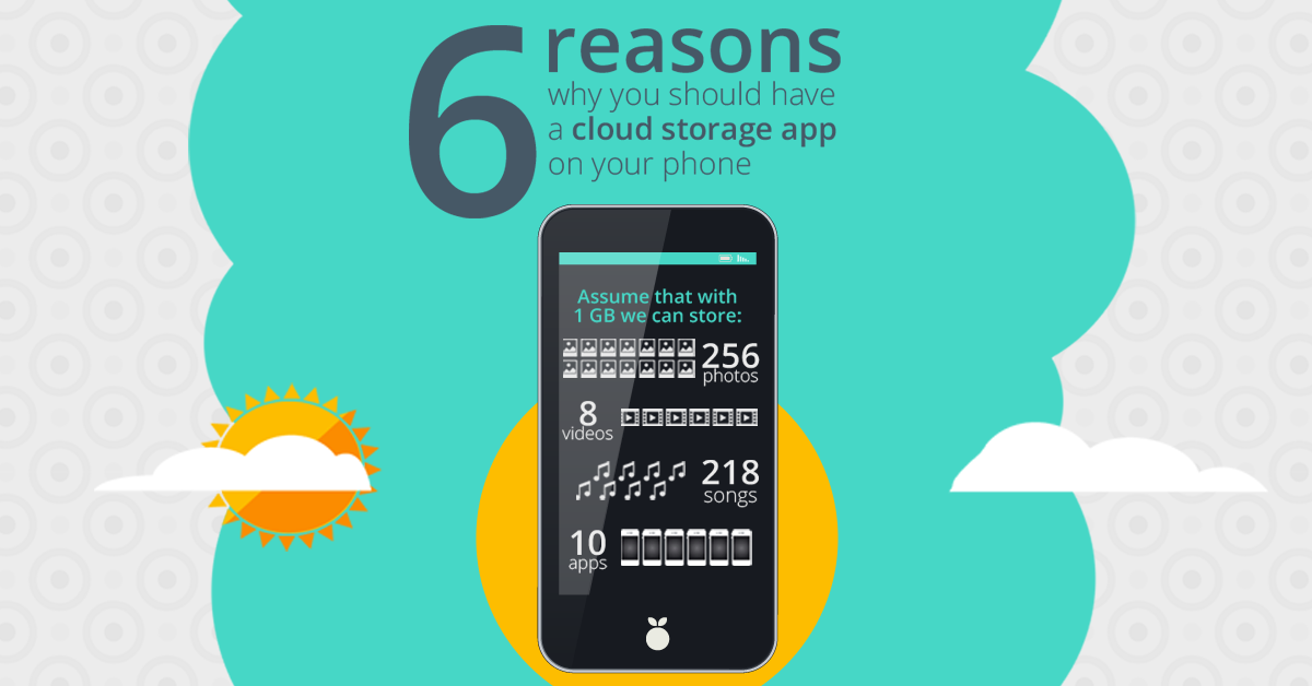 6 reasons why you need a cloud storage app on your phone