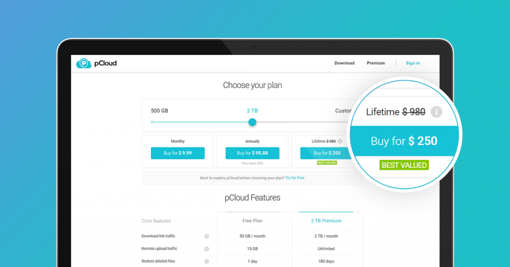 Welcoming the pCloud Lifetime plan - The pCloud Blog