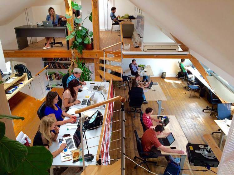 Top 10 Coworking Spaces in Europe | The pCloud Blog