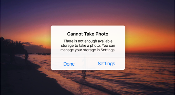 "21 Fixes for the iPhone ""Storage Almost Full"" Message - The pCloud Blog"