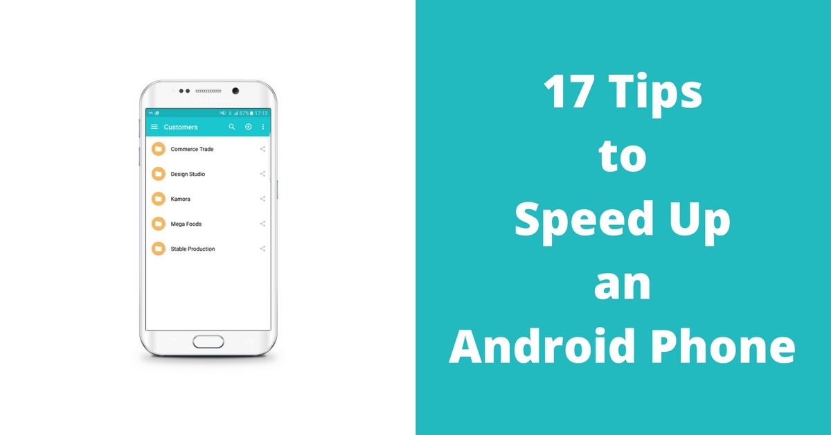 Slow Android? Speed up your Phone with these 17 tips - The pCloud Blog
