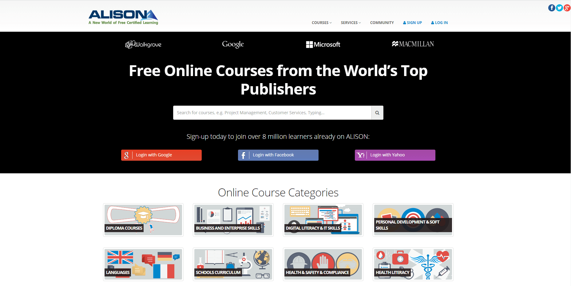 Top 10 places for free online learning | The pCloud Blog