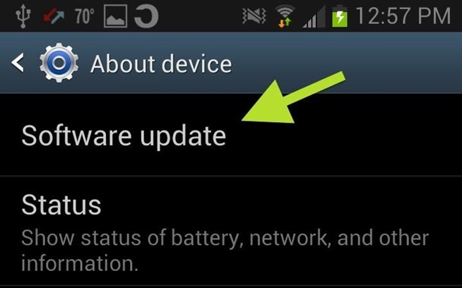 android-software-update