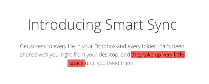 pCloud Drive vs. Dropbox Smart Sync | The pCloud Blog